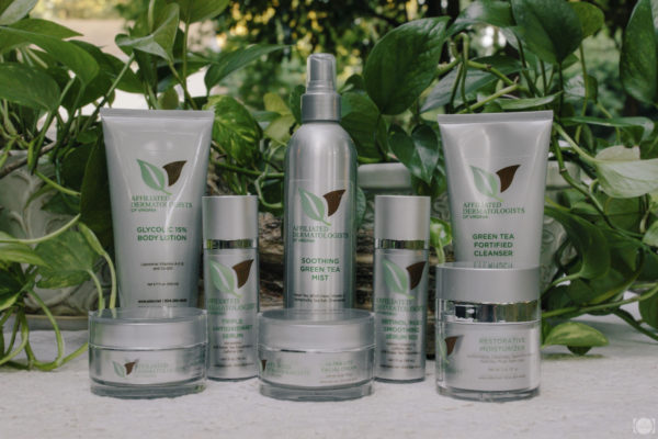 Anti-Aging Skin Care Product Line